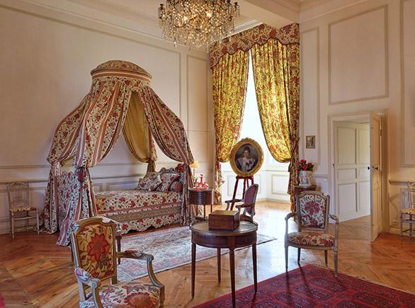 visites individuelles du ch teau royal de cazeneuve. Black Bedroom Furniture Sets. Home Design Ideas
